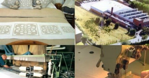 Thomas Ferguson Irish Linen Factory | Newforge House